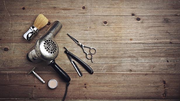 Friseur Mönchengladbach Fönen Kämmen Haare schneiden